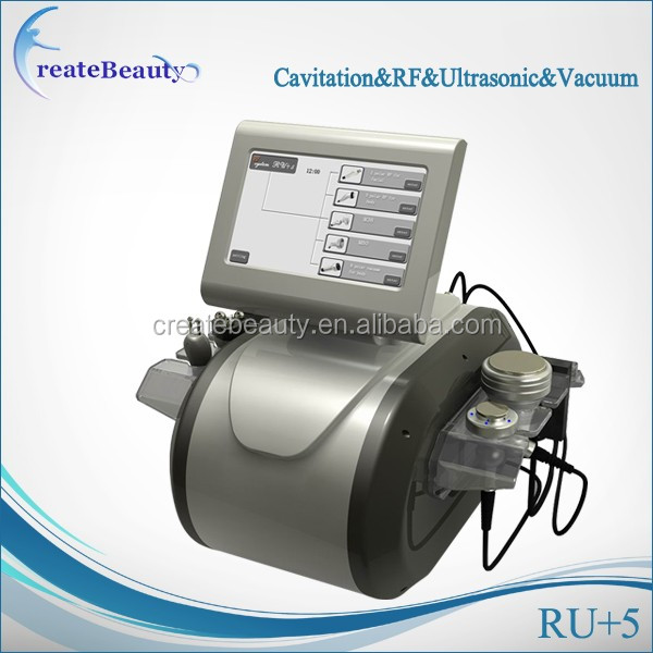 40K Cavitation Fast Slim cavitation rf for beauty salon equipment
