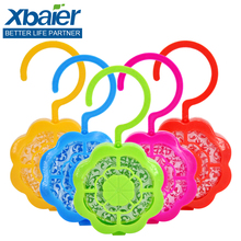 Colorful Scent Popular Home Fragrance Closet Hanger Gel Air Freshener