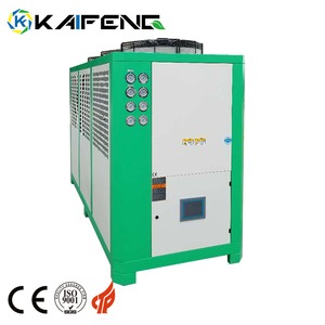 Trade Assurance Water Cooled / Air Cooled Chiller With Manufacture