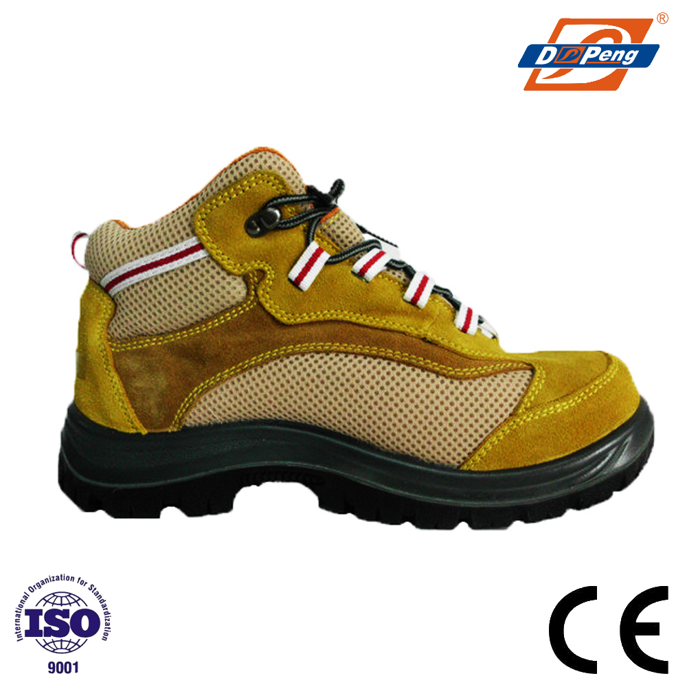 stylish outdoor high neck safety shoes for men