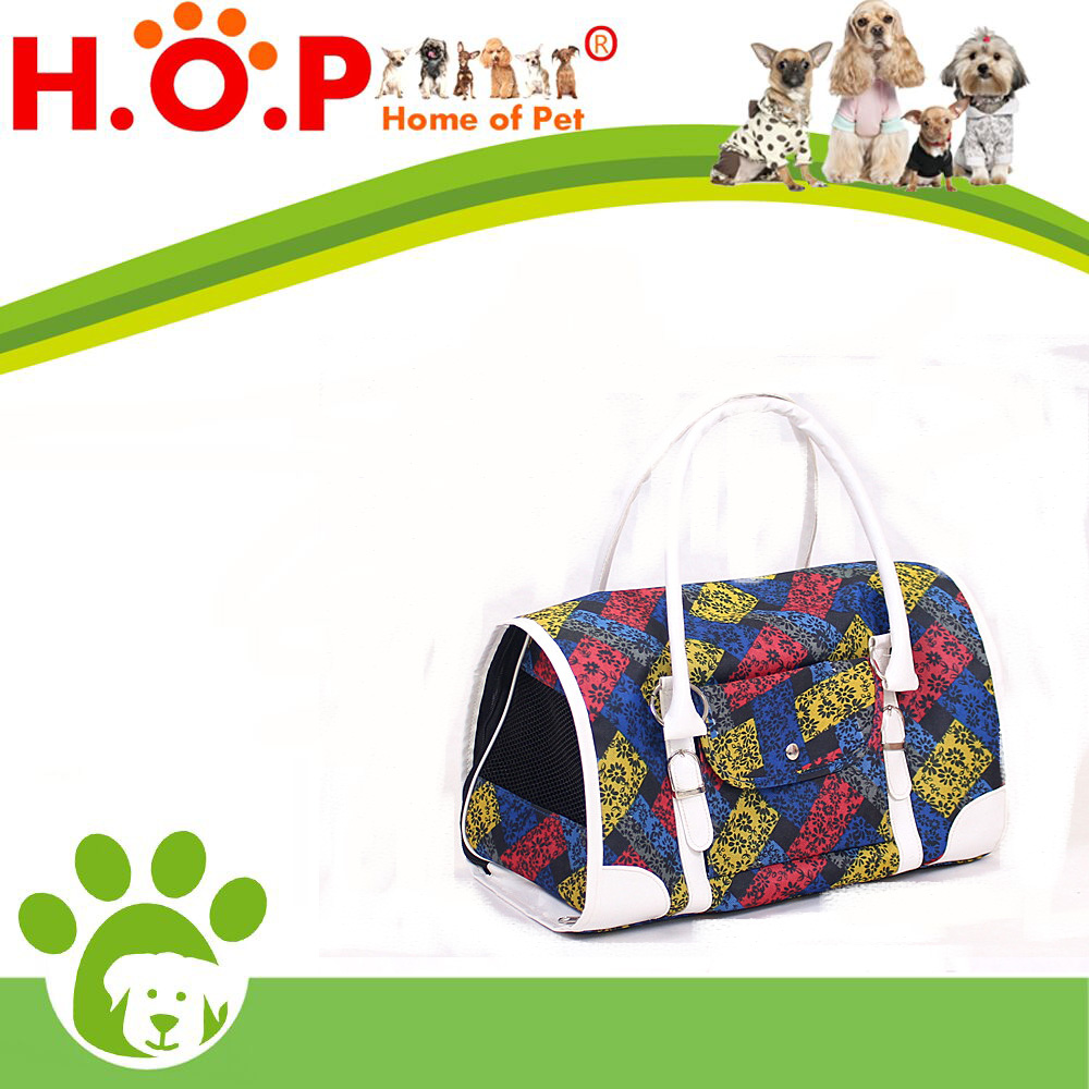 Pet carrier airline approved new, soft dog kennel pet carrier cat