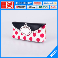 customized logo joy circus pencil case cosmetic bag with high quality