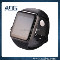 2015 New Bluetooth Smart Watch G868 IPS screen wristwatch smartwatch raise bright screen camera sim card for Android phone watch