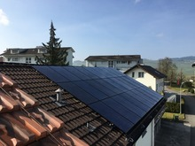 Rooftop mount Hot Selling New 3Kw Solar Panel System