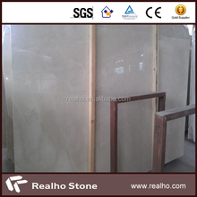 AAA Quality Classic Ivory Cream Beige Marble Slabs And Tile
