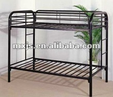 Metal bunk bed detachable school dormitory beds Furniture