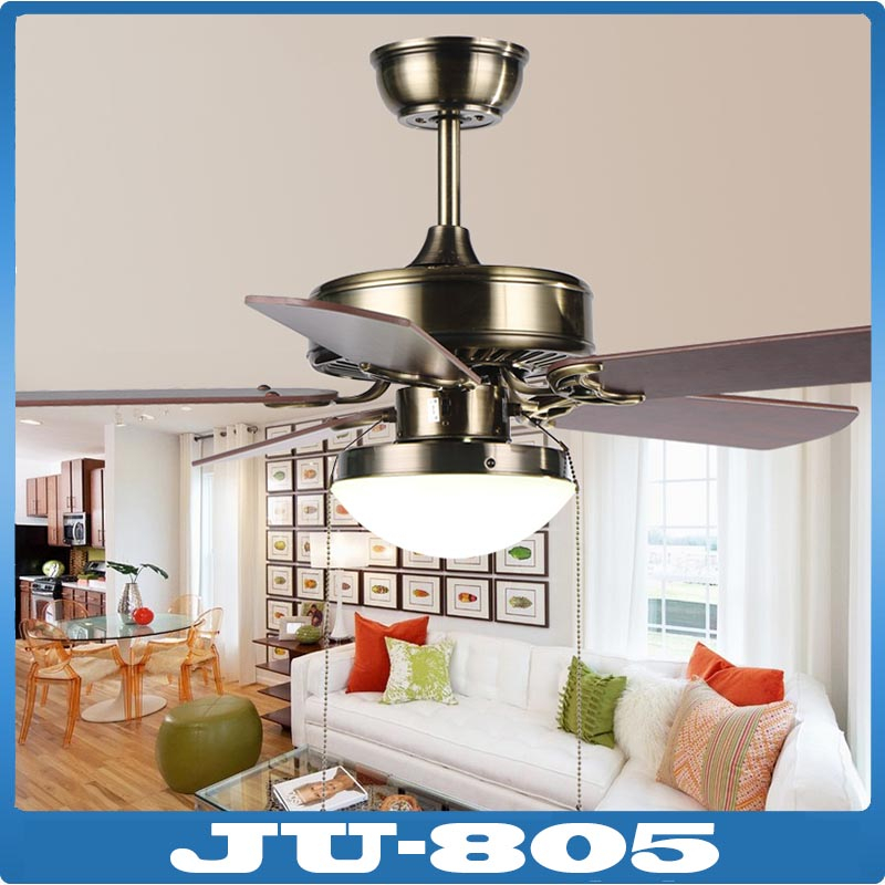 2016 Good Looking decorative ceiling fan light/lamp with CE ROHS