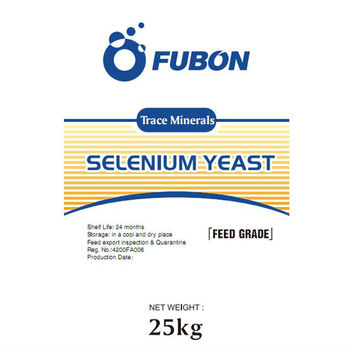 Fubon Selenium Yeast for animal feed