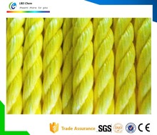 Factory Direct Floating 3 Strand Polypropylene PP Rope