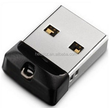 Smallest Mini usb flash drive 16GB 32GB 64GB USB 2.0 Flash Memory Stick Drive pen drive small usb disk With package