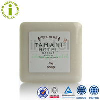 2015 Hotel Brand Name Of Hotel Disposable Soap