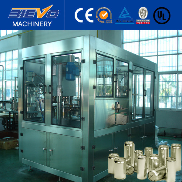 aluminum beverage cans production machine with CE