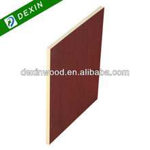High Density and Good Quality MDF 4x8 with Melamine Face