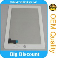 original new digitizer for ipad 2 touch screen, china supplier