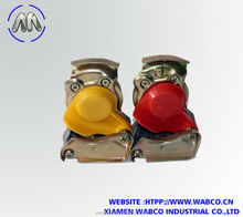 Trailer coupling head /gladhand / palm coupling