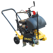 PME-Q300 concrete cutterpowered by robin EY20