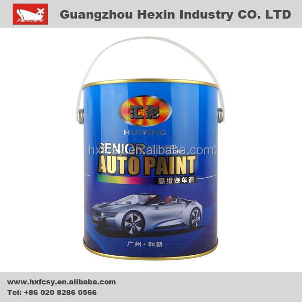 senior Alkyd resin Coatings paint for car repair car paint