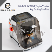 2015 Hot sale+ new arrivial CONDOR XC-MINI Master Series Automatic XC-MINI 007 Key Cutting Machine