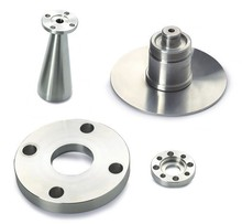 China suppliers T316 stainless steel round pipe base cnc turning plate