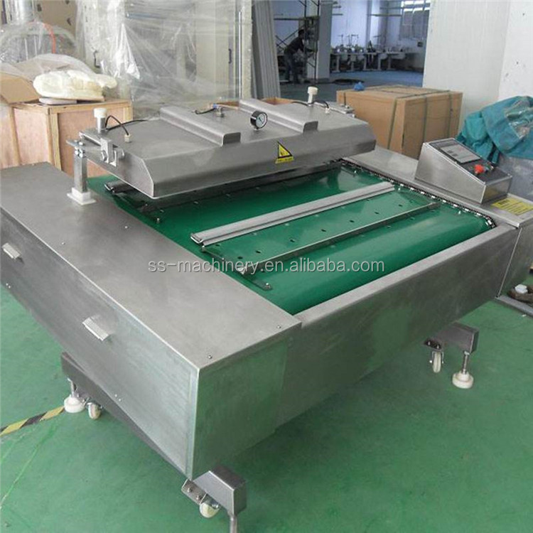 Hot sale full automatic rolling vacuum packaging machine