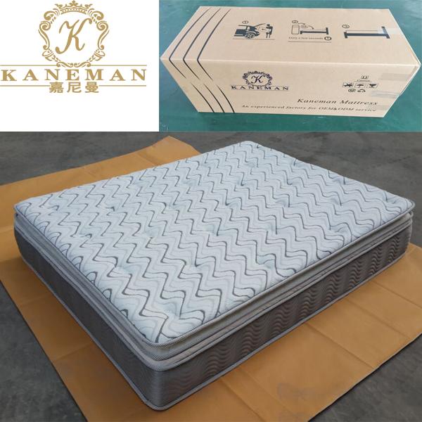 Roll in box cheap spring mattress - Jozy Mattress | Jozy.net