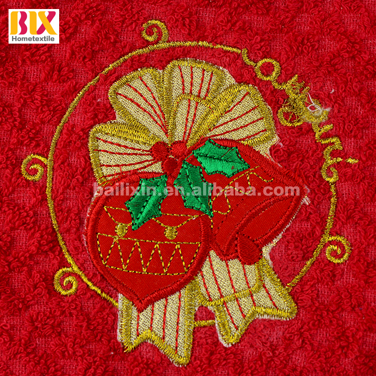 China wholesale Christmas kitchen towel