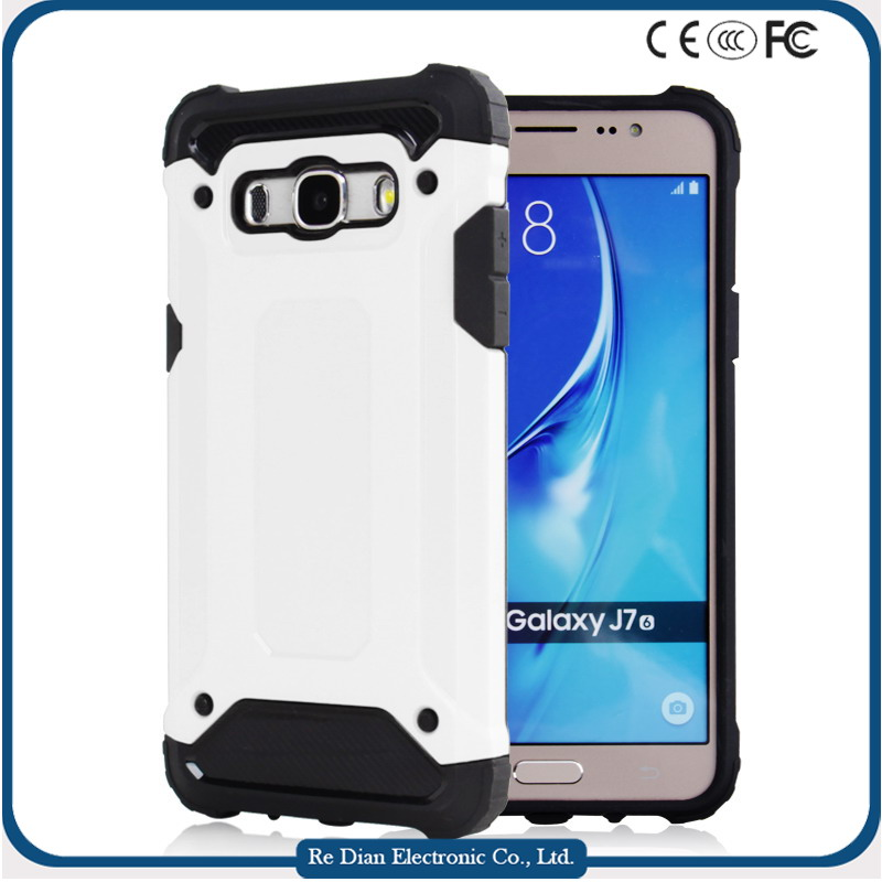 2D 3D Sublimation Blank Cell Phone Case for Samsung J7 2016