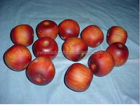 faux fake Plastic artificial APPLES realistic fruit display prop food
