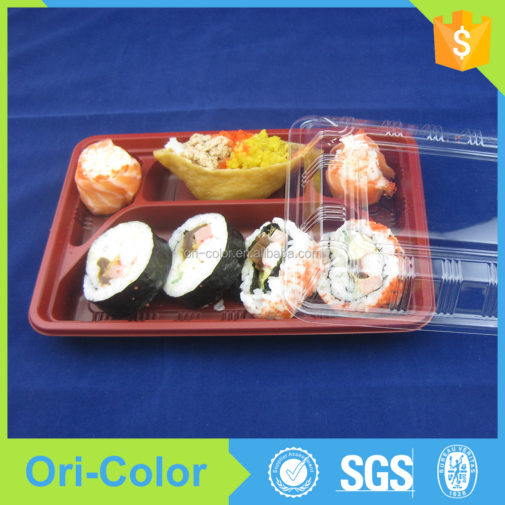 frozen food lunch box packaging container