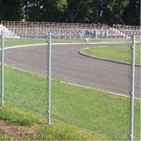 Anping low price iron safety barrier mesh & barrier fence