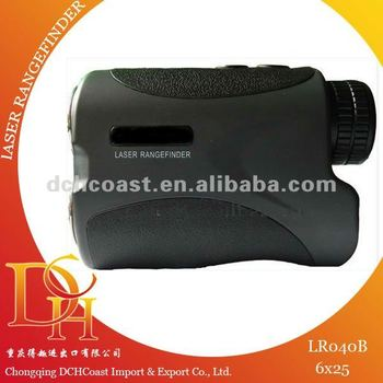 400m 6x25 laser rangefinder for golf measuring instrument LR040B