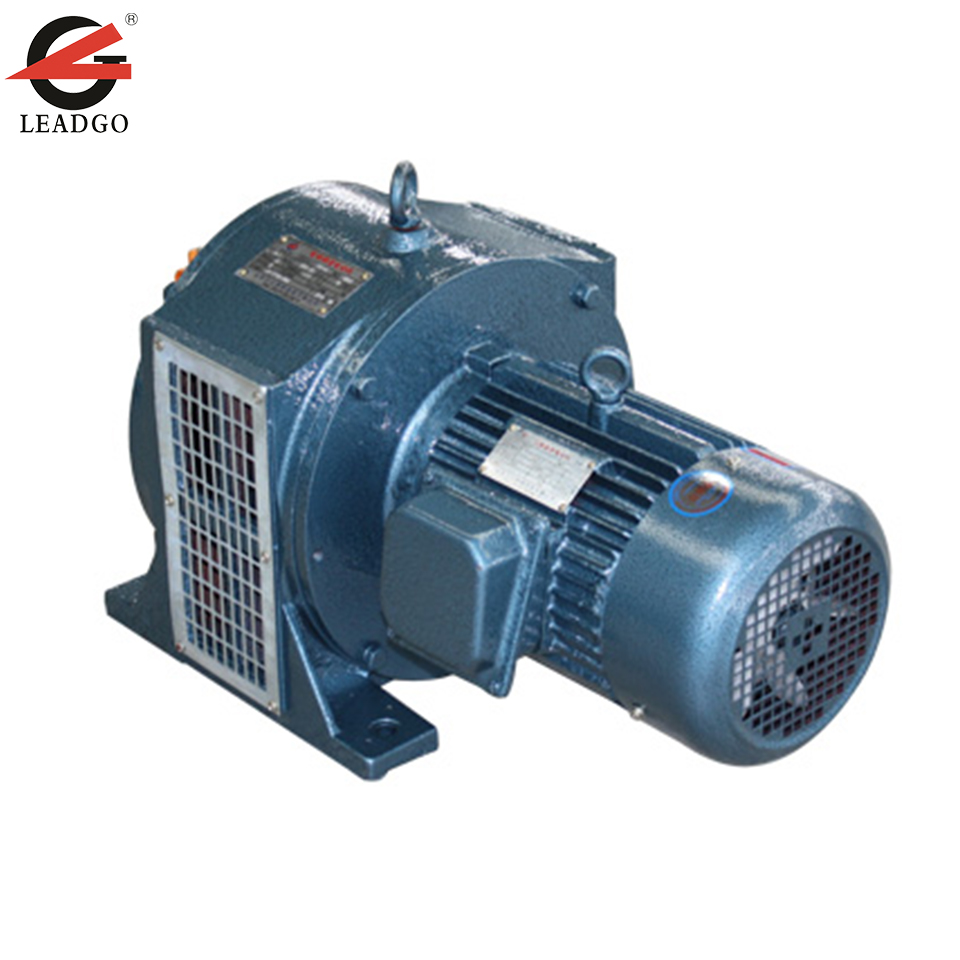 LEADGO OEM Electromagnetic Three Phase Induction Electric AC Motor