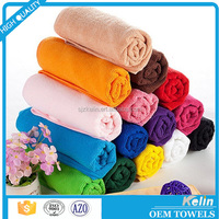 100% polyester fabric Furniture clean microfiber cloths private label wholesale