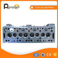908 063 XUD9-TE V8 engine cylinder head for peugeot xud9
