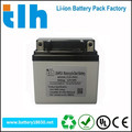 12V 5Ah High quality Long cycle life LiFePo4 Lithium Motorcycle Battery Pack