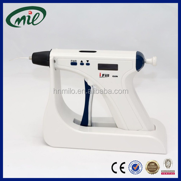 China dental device supplier sell meta gutta percha points obturator