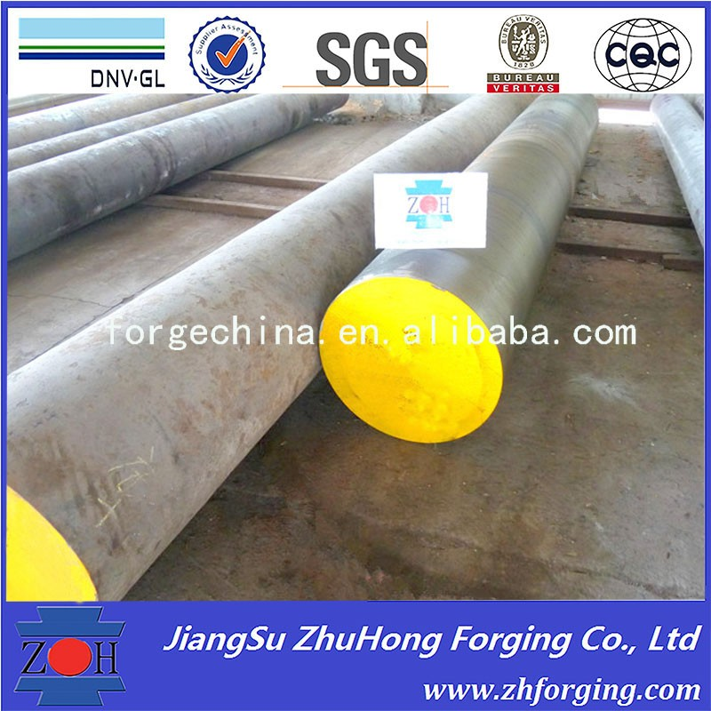 wholesale polished or black surface forged alloy steel bar