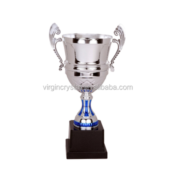 Silver plating sports metal trophy cups