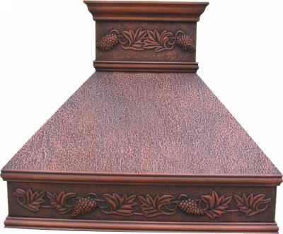 European Inspired Copper Canopy