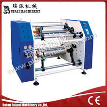 stretch film slitting rewinder/rewinding machine price