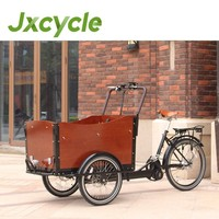 children used 3 wheel electric cargo tricycle