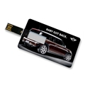 Best Promotion Gift usb flash memory card, 8gb business card usb flash disk, ultra slim card usb flash drive