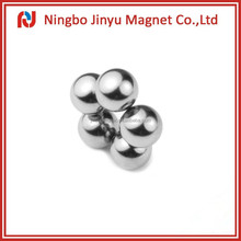 2014 New high Grade high gauss NdFeB bouncy small magnetic ball