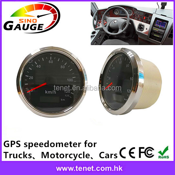 Speedometer GPS High Accuracy GPS Antenna Included for Motorcycle/Vehicle