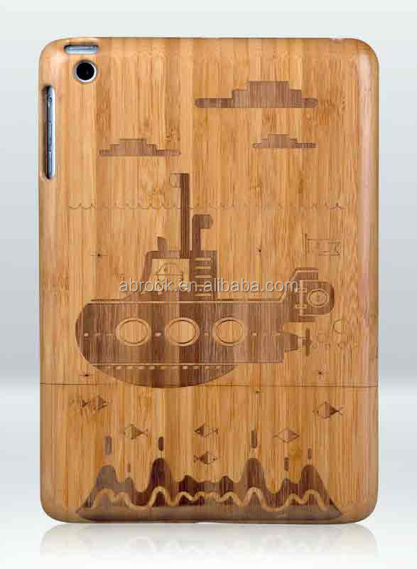 for ipad mini 2 case wood