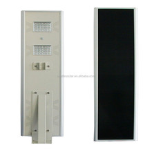 CE IP67 40W motion sensor integrated led all in one solar street light price solar panel system