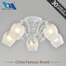 Decoration lighting Coffee shop antique style light fixture of ceiling