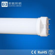 Replacement of PLL 4Pin 2G11 24w Compact Fluorescent Tube / 12W led tube lamp 2g11