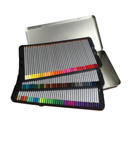 150 Color pencils set with Metal tin.