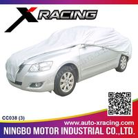 XRACING-2015(CC038-XL) automatic car covers/hail protection,folding garage CAR COVER